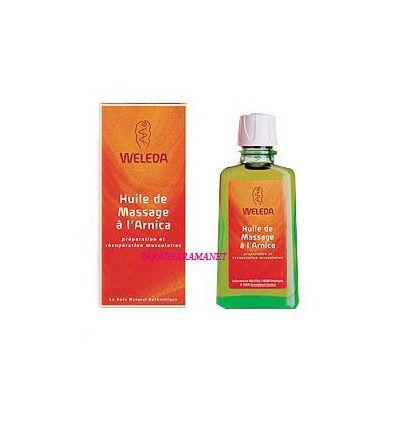 Huile de Massage à l'Arnica - 100 ML WELEDA