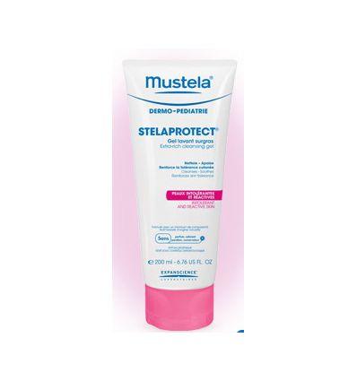 stelaprotect gel lavant lavant MUSTELA soin specifique