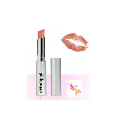 Pearly Lip balm Apricot GLOSS DERMOPHIL INDIEN