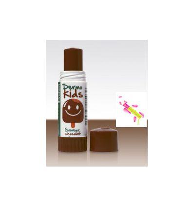 DermoKid 's Stick LIps Chocolate Dermophil Indien