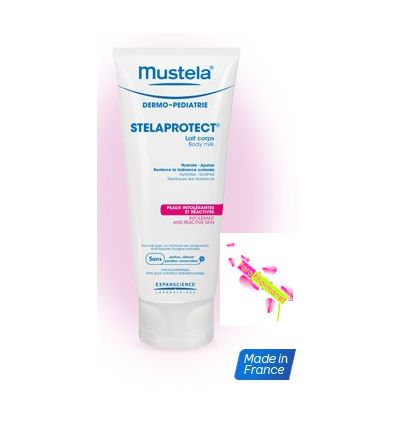 mustela stelaprotect lait corps