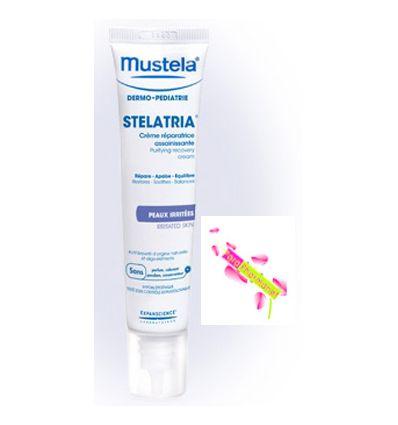 MUSTELA BABY STELATRIA REPAIRING SOOTHING CREAM