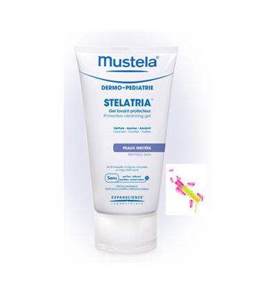 MUSTELA BABY STELATRIA cleansing gel