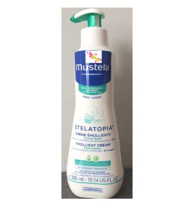 Stelatopia Crème Emolliente 300ML MUSTELA