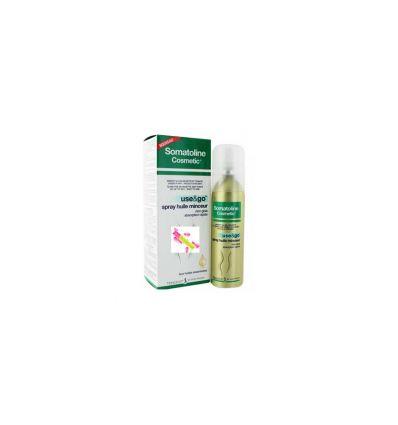 SOMATOLINE SPRAY HUILE MINCEUR USE & GO Traitement Minceur 125 ml