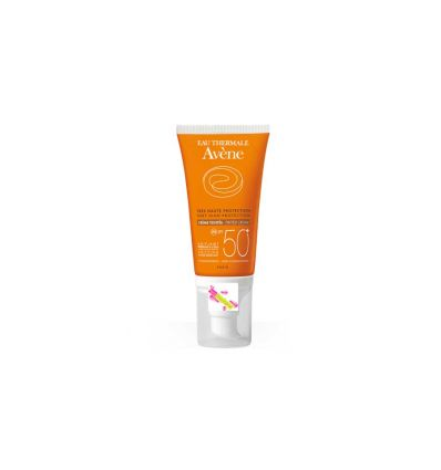 Tinted Cream SPF 50+ Very High Protection - Avène