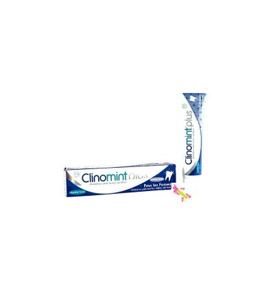 CLINOMINT PLUS DENTIFRICE FUMEURS
