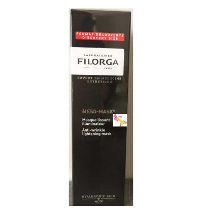 FILORGA MESO MASK anti wrinkle lightening mask discovery size 30 ml