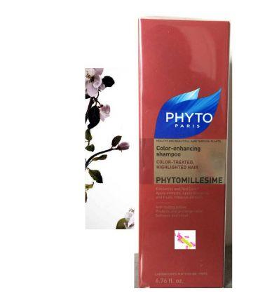 PHYTOMILLESIME shampooing sublimateur cheveux colorés 200 ml PHYTO