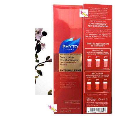PHYTOMILLESIME Color Locker Pré-shampooing cheveux colorés 100 ml PHYTO
