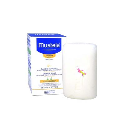 MUSTELA SAVON COLD CREAM SURGRAS PAIN 150 G