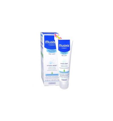 MUSTELA HYDRA BABY FACE CARE PRODUCT 5€