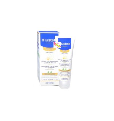 MUSTELA NOURISHING COLD CREAM DRY SKIN 5€
