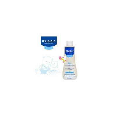 Baby Shampoo fl 200 ml Mustela normal skin