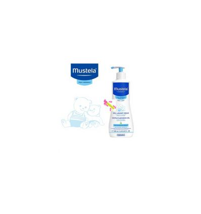 MUSTELA BABY SOFT CLEANSING GEL DERMO NETTOYANT