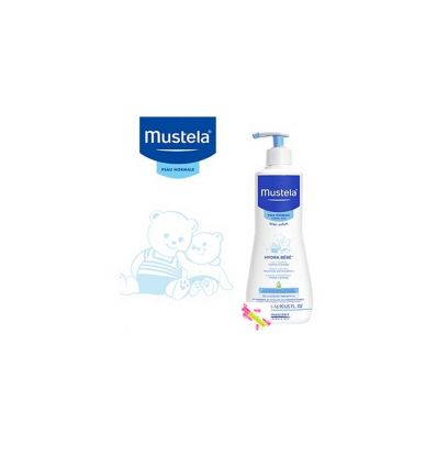 MUSTELA HYDRA BEBE LAIT CORPS SOIN PEAU NORMALE 300 ml