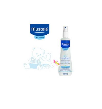 MUSTELA FRESHENER WATER BABY CARE NORMAL SKIN