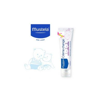 MUSTELA CREME CHANGE BEBE 100 ml