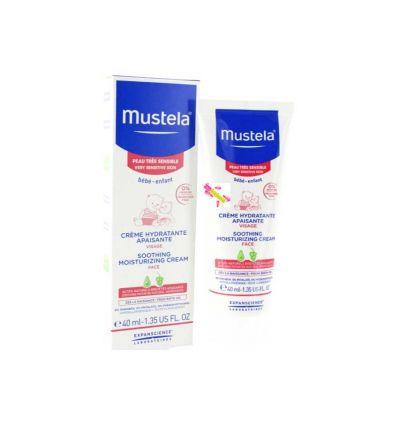 MUSTELA BEBE CREME VISAGE HYDRATANTE Mustela peau très sensible