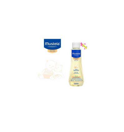 MUSTELA BEBE Huile pour le bain Mustela peau sèche 300 ml