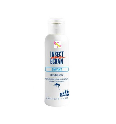 Children Skin INSECT ECRAN anti mosquitoes protection 100 ml