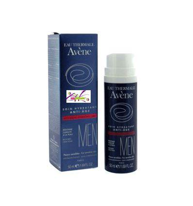 Moisturizing care anti-ageing MEN Avène