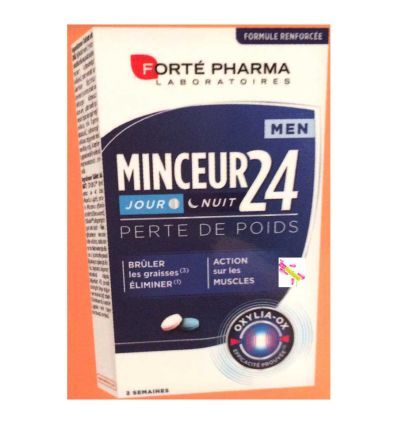 Minceur 24 FORT MEN FORTE Pharma