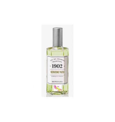 BERDOUES eau de cologne 1902 verveine yuzu 125 ml