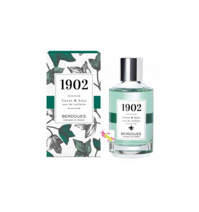 berdoues eau de toilette 1902 lierre et bois 100 ml berdoues parfum. Black Bedroom Furniture Sets. Home Design Ideas