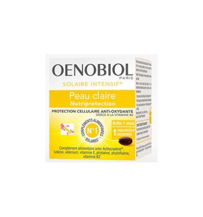 OENOBIOL SOLAIRE PEAU CLAIRE