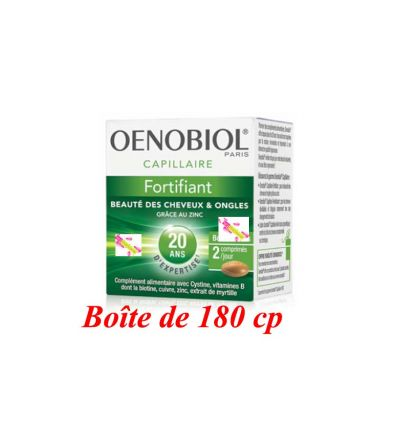 OENOBIOL FORTIFIANT CHEVEUX