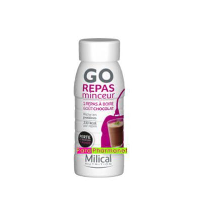Express GO meal ready to drink chocolate milical