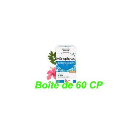 Ménophytea Silhouette Rétention d'eau PHYTHEA 60 tablets