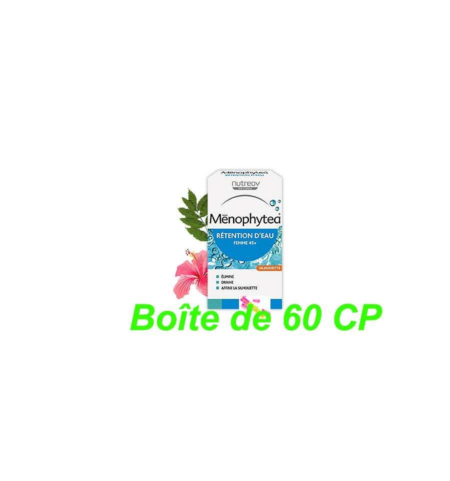 Ménophytea Silhouette Rétention d'eau PHYTHEA BOITE de 60