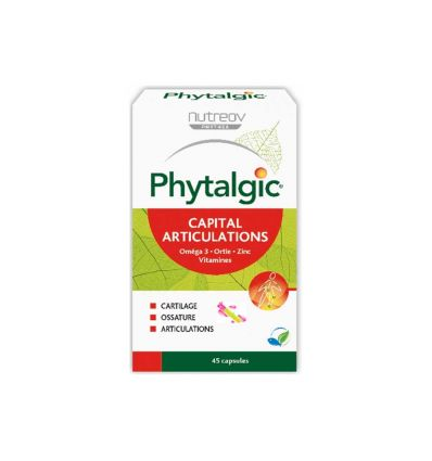 Phytalgic phythea ARTICULATIONS CAPITAL ARTICULATIONS 45 capsules
