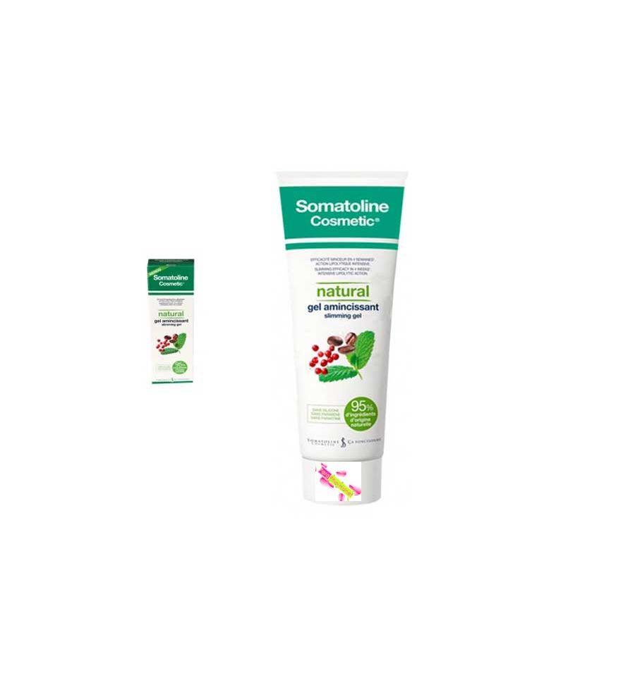 Somatoline gel amincissant natural 250 ml produit minceur for Idee innovation produit