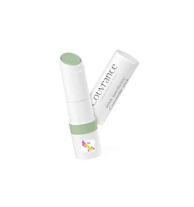 Couvrance Green concealer stick Avène 4G