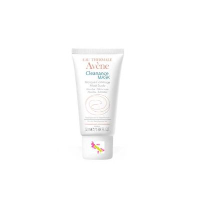 Cleanance Mask Scrubing mask face care product Avène