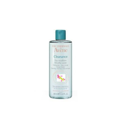 Cleanance Micellar water 400ml face care Avene product