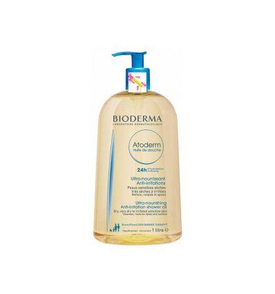 ATODERM Shower oil 1 liter Body Care Bioderma