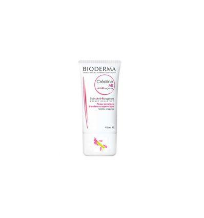 Créaline crème AR Bioderma soin anti rougeur visage tube 40 ml