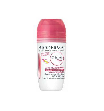 Crealine anti-perspirant deodorant Roll-on Bioderma dayly hygiene body