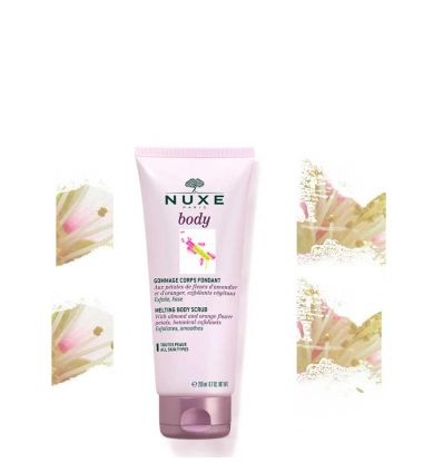 NUXE BODY GOMMAGE corps fondant tube 200 ml