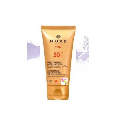 Crème fondante visage Haute Protection SPF 50 NUXE SUN