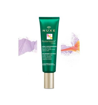 Nuxuriance ULTRA FLUID cream DAY face care anti-ageing NUXE