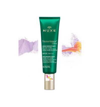 Nuxuriance ULTRA crème jour SPF 20 PA +++ visage anti-âge Nuxe
