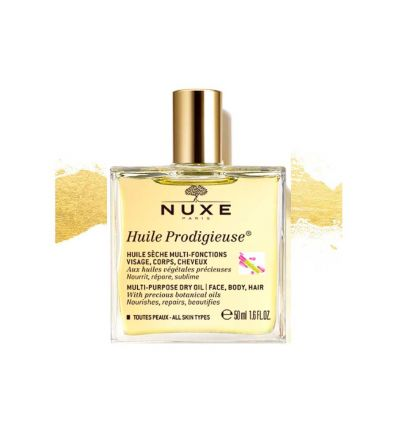 Huile Prodigieuse 50 ml NUXE Huile Multi fonctions