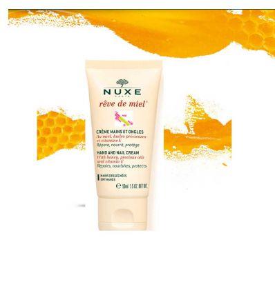 Rêve de Miel Hand and Nail cream NUXE Honey care
