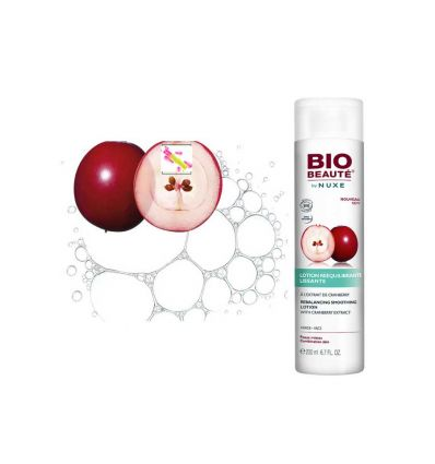 NUXE Rebalancing smoothing cranberry face lotion Nuxe Bio Beauty