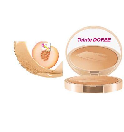 NUXE BB Crème perfectrice compacte dorée soin visage Nuxe bio beauté